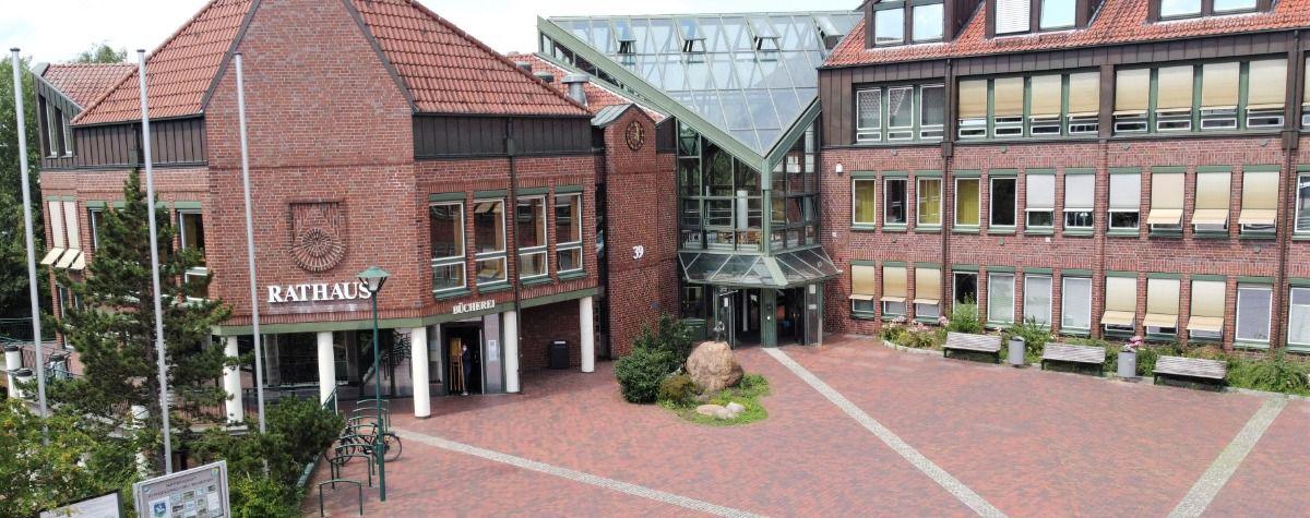 Rathaus Gemeinde Neu Wulmstorf 2021