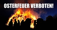 Verbot Osterfeuer